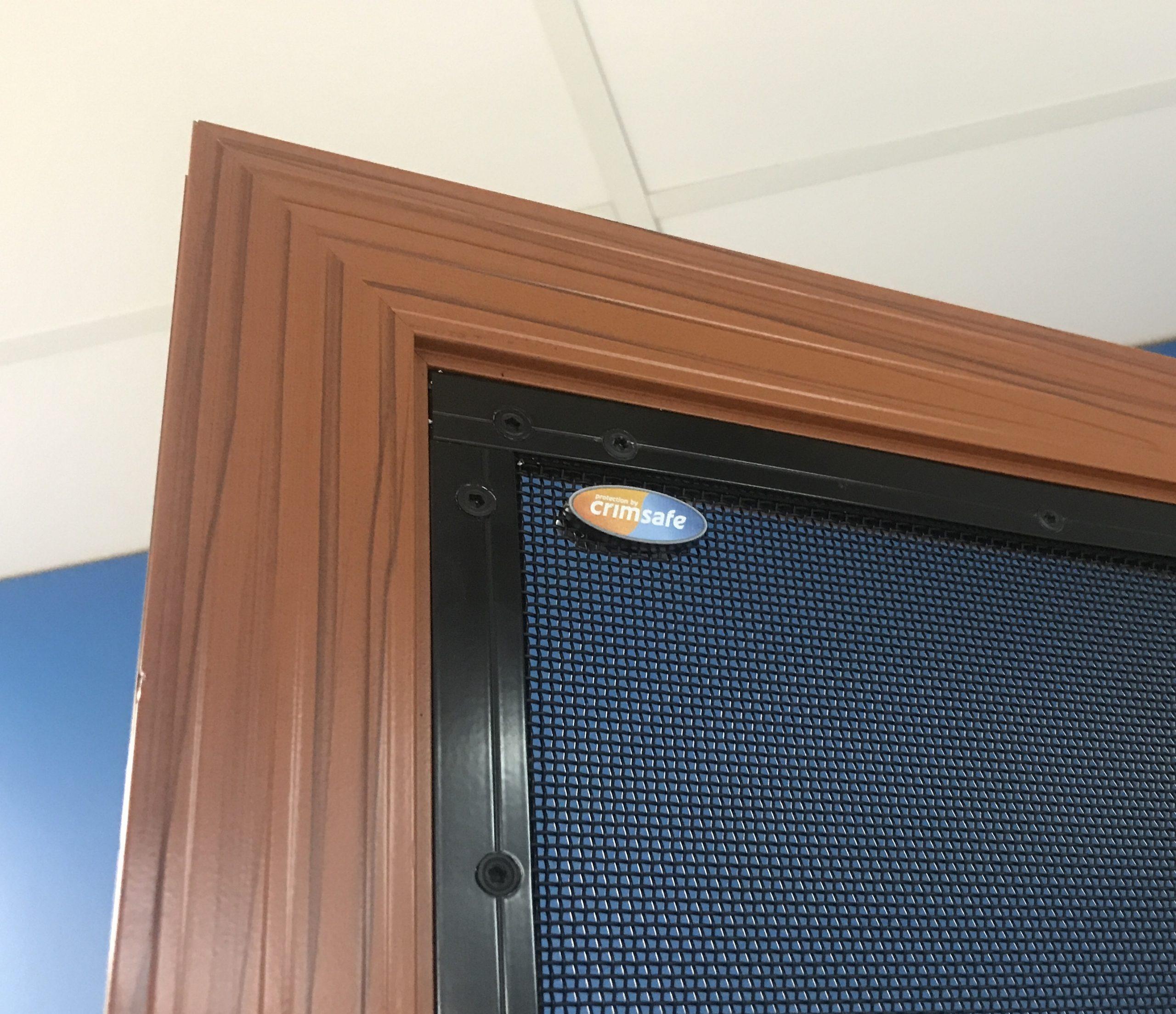 Crimsafe standard doors on sale at zeee.com.au