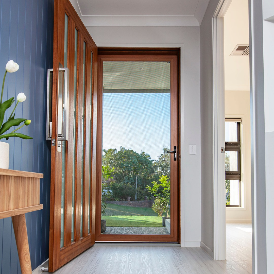 Crimsafe Hinged Doors on sale at zeee.com.au
